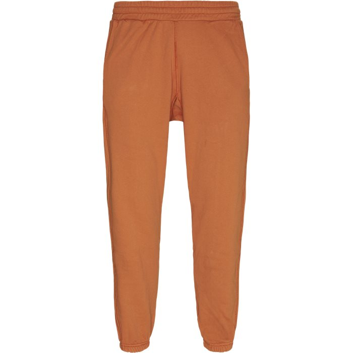 Trousers - Regular - Orange